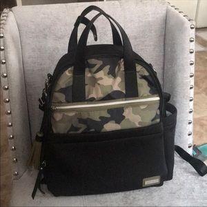 CAMO BABY DIAPER BAG